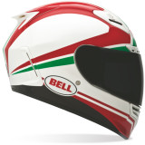 Bell  2013 Star Race Day Helmet - Tricolore - Bell Full Face Motorcycle Helmets