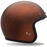 Bell  2014 Custom 500 Helmet - Flake -  Open Face Motorcycle Helmets