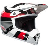 White/Black/Red 3/4 Front