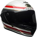 White/Red/Carbon 3/4 Front