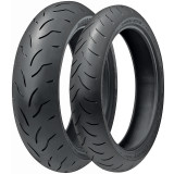 Bridgestone Battlax BT016PRO Tire Combo - Bridgestone Dirt Bike