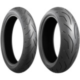 Bridgestone Battlax Hypersport S20 Tire Combo - Motorcycle Tire and Wheels