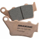 Braking CM46 Race Compound Brake Pads -  Motorcycle Brakes