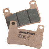 Braking CM55 Sintered Sport Brake Pads - Braking Motorcycle Parts