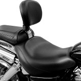 Bakup Fully Adjustable Driver Backrest - Bakup Cruiser Products