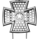 Blingstar Iron Cross Front Bumper - Blingstar ATV Parts