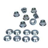 Bolt Motorcycle Hardware Hardware Lug-Lock Lug Nuts - ATV Parts