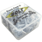 Bolt Motorcycle Hardware Japanese Track-Pack II - BOLT Motorcycle Hardware ATV Bolt Kits