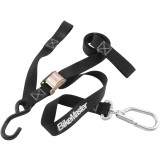 "BikeMaster 1-1/2"" Swivel Carabiner Tiedown - Dirt Bike Tie Downs and Anchors"