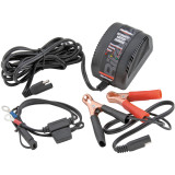 BikeMaster Automatic Battery Charger - Dirt Bike Batteries and Chargers