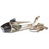 Bill's Pipes RE 13 Series Complete Exhaust With Stainless Header - Dirt Bike Exhaust Systems & Accessories