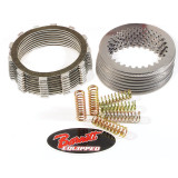 Barnett Clutch Kit With Carbon Fiber Friction Plates - Barnett Dirt Bike Products