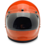 Hazard Orange Front with Shield