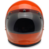 Hazard Orange Front with Smoke Shield