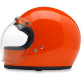 Hazard Orange Side with Shield