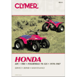 Clymer Service Manual