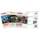 Clymer Service Manual - Motorcycle Accessories