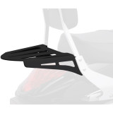 Cobra Formed Sissy Bar Luggage Rack - Chrome
