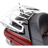 Cobra Formed Trunk Rack - Chrome