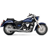 Cobra Tri-Pro HP 2 Into 1 Exhaust - Cruiser Full Exhaust Systems