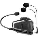 Cardo Systems Scala Rider Q3 Single Headset - Scala Rider Motorcycle Products