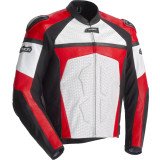 Cortech Adrenaline Leather Jacket -  Motorcycle Jackets and Vests