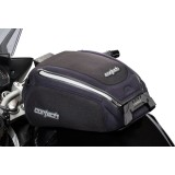 Cortech Medium Dryver Tank Bag And Mount Combo - Suzuki GSX650F Motorcycle Luggage
