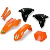 Cycra Plastic Kit - OEM KTM - Dirt Bike Body Kits, Parts & Accessories
