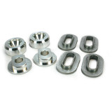 Cycra Composite Alloy Grommet Set - Cycra ATV Products