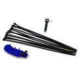 Cycra Replacement Zip Ties For Speedarmor Skid Plate - Dirt Bike Body Kits, Parts & Accessories