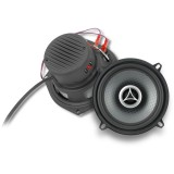 Cycle Sounds Series 5 Coaxial Speakers With Power Puck Speaker Amplifiers - Cycle Sounds Motorcycle Products