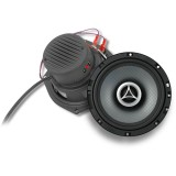 Cycle Sounds Series 6 Coaxial Speakers With Power Puck Speaker Amplifiers - Cycle Sounds Motorcycle Products