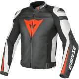 Dainese Super Speed C2 Leather Jacket - Motorcycle Jackets
