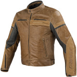 Dainese Stripes Evo Leather Jacket - Motorcycle Jackets