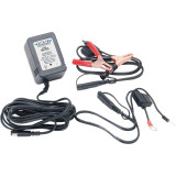 Drag Specialties 12 Volt Charger - Drag Specialties Motorcycle Products
