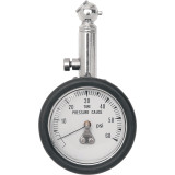 Drag Specialties Pressure Gauge - Drag Specialties Motorcycle Products