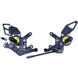 Driven Racing D-Axis Rearset - Driven Racing Motorcycle Products