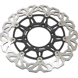 Driven Sport Series Motorcycle Brake Rotor - Front -  Motorcycle Brakes
