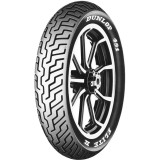 Dunlop 491 Elite II Raised White Letter Front Tire -  Cruiser Tires