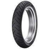 Dunlop Elite 3 Bias Touring Front Tire - Dunlop 90 / 90-21 Cruiser Tires and Wheels