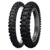 Dunlop Tire Combo - Dirt Bike Dirt Bike Parts