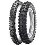 Dunlop Geomax AT81 Desert Tire Combo - Dunlop Dirt Bike Tire Combos
