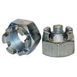 Dura Blue Axle End Nut Steel - Dura Blue ATV Parts