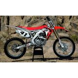 FLU Designs Pro Team Series 3 Graphic Kit - Honda