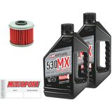 FilGuard 530MX Synthetic Oil Change Kit