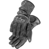 Firstgear Heated Carbon Gloves -  Cruiser & Touring Heated Riding Gear
