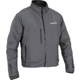 Firstgear Heated Waterproof Jacket -  Motorcycle Rainwear and Cold Weather