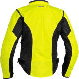 Dayglo/Black Back