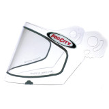 Fog City Universal Hyper Optik Light Sensitive Visor -  Motorcycle Helmet Accessories