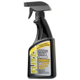 FLITZ Chrome & Stainless Steel Cleaner -  Motorcycle Cleaning Supplies